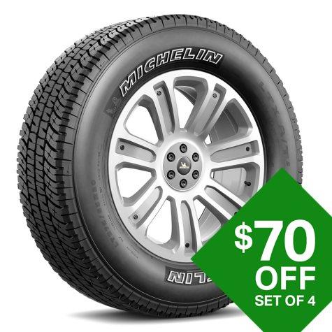 Michelin LTX A/T2 - LT245/75R16/E 120R Tire