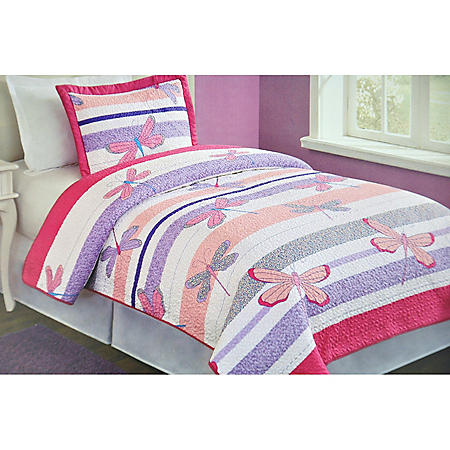 MINI QUILT SET TWIN
