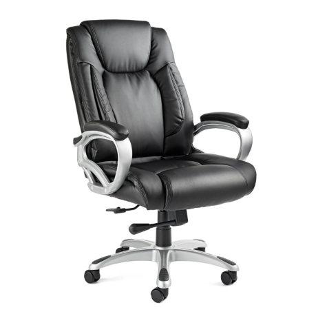 Samsonite - San Mateo Big & Tall Office Chair - Black