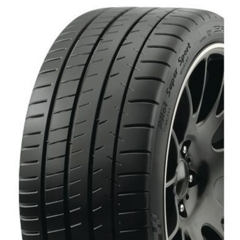 Michelin Pilot Super Sport - 275/40ZR18 99Y Tire