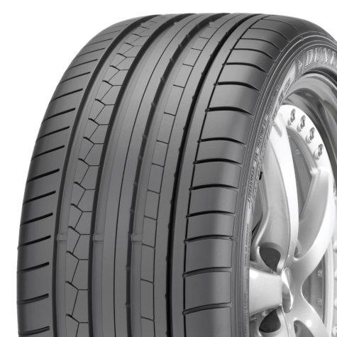 Dunlop SP Sport Maxx GT - 255/35R18/XL 94Y Tire