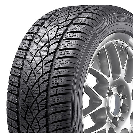 Dunlop SP Winter Sport 3D DSST ROF - 225/55R17 97H Tire
