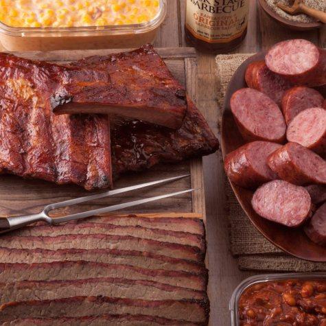 Jack Stack Kansas City Special Meal