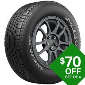 Michelin Latitude Tour - P225/65R17 100T Tire