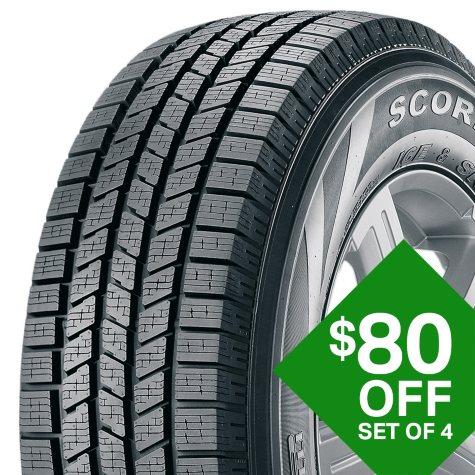 Pirelli Scorpion Ice - 315/35R20/XL 110V Tire