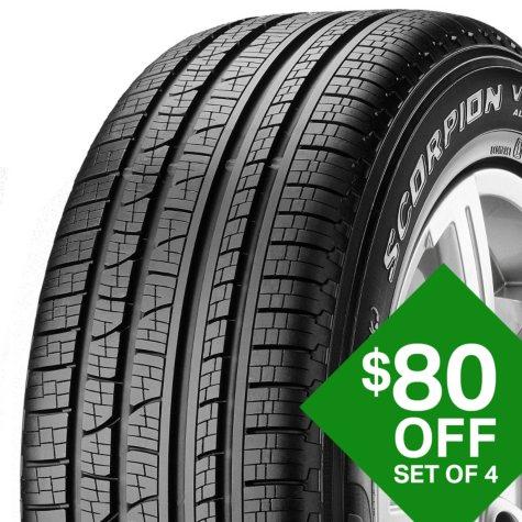 Pirelli Scorpion Verde A/S - 255/55R19/XL 111H Tire