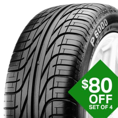 Pirelli P6000 - 195/65R15 91W Tire