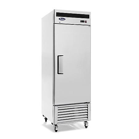 Atosa Upright 1-Door Reach-In Refrigerator