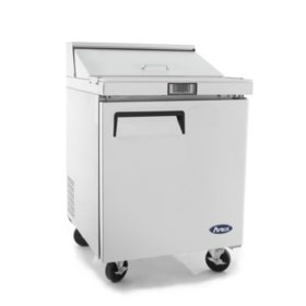 Atosa Sandwich 1-Door Prep Table