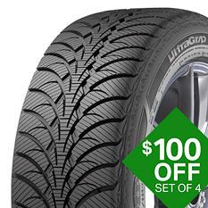 Goodyear Ultra Grip Ice WRT - 225/60R17 99S Tire