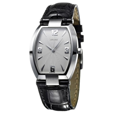 Concord La Scala Steel Leather Women's Watch