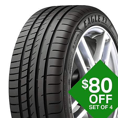 Goodyear Eagle F1 Asymmetric 2 - 235/50R18/XL 101W Tire