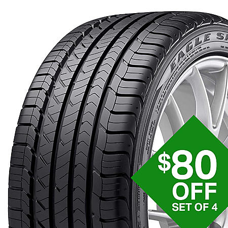 Goodyear Eagle Sport A/S - 255/35R20/XL 97W Tire