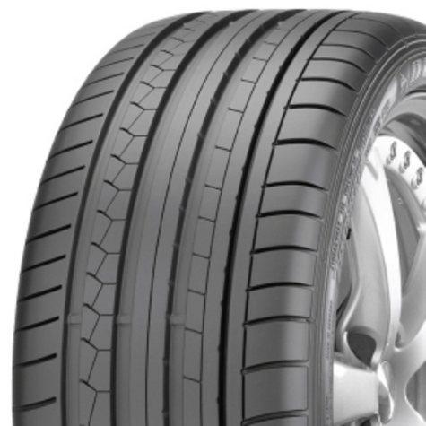 Dunlop SP Sport Maxx GT - 245/40ZR18 93Y  Tire