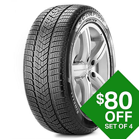 Pirelli Scorpion Winter - 315/40R21 111V Tire