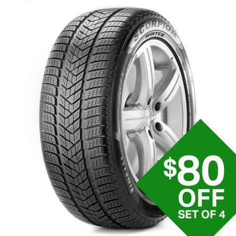 Pirelli Scorpion Winter - 235/70R16/XL 105H Tire