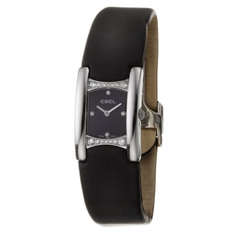 Ebel Beluga Manchette Steel Satin Women's Watch