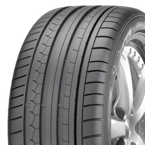 Dunlop SP Sport Maxx GT DSST ROF - 245/50R18 100W  Tire