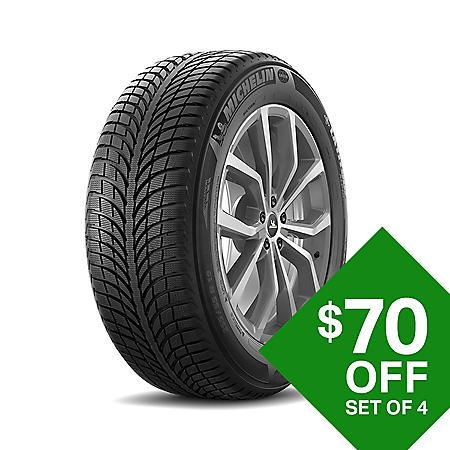 Michelin Latitude Alpin LA2 - 255/55R18XL 109H Tire