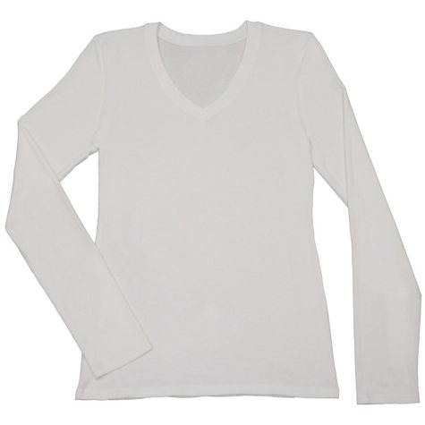 LS V-Neck T-Shirt - Various Colors