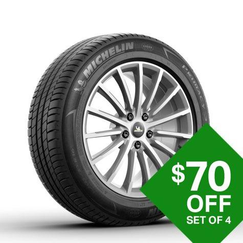 Michelin Primacy 3 - 205/55R16 91H Tire