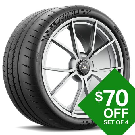 Michelin Pilot Sport Cup 2 - 325/30ZR21 XL 108Y