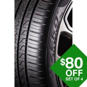 Pirelli P Zero A/S + - 215/45R17XL  91W Tire