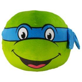 Nickelodeon Teenage Mutant Ninja Turtles Ultra-Stretch 3-D Cloud Pillow, Leo