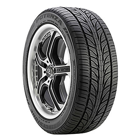 Bridgestone Potenza RE97AS - 225/50R17/XL 98W Tire