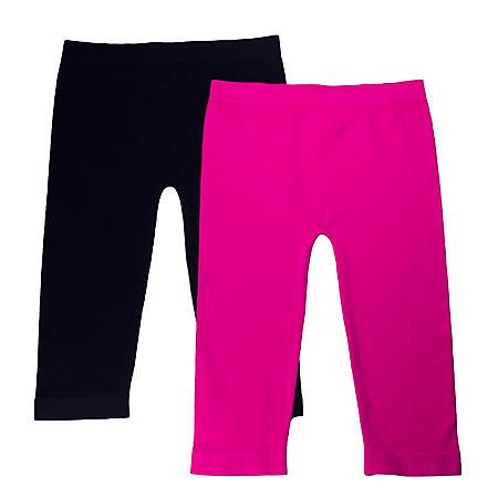 9ca279562a28d Keds Girls Seamless Capri Leggings (Assorted Colors) - Sam's Club