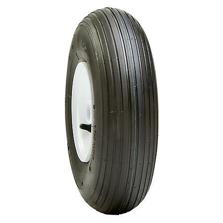 Greenball Transmaster Wheelbarrow Tire - 4.80/4.00-8 (2PR)