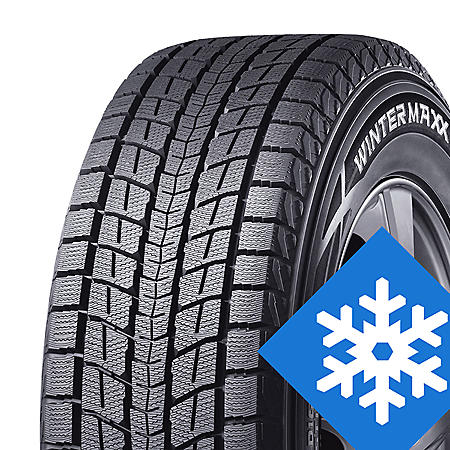 Dunlop Winter Maxx SJ8 - 225/65R17 102R Tire