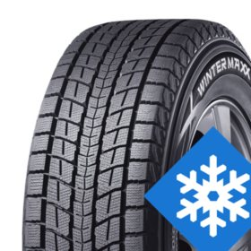 Dunlop Winter Maxx SJ8 - 225/55R17 97R Tire