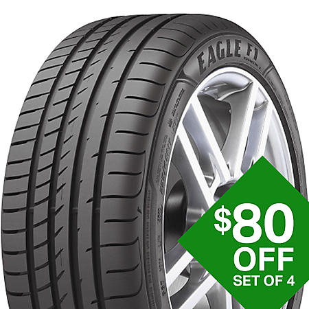 Goodyear F1 Asymmetric 2 ROF - 225/40R18/XL 92W Tire