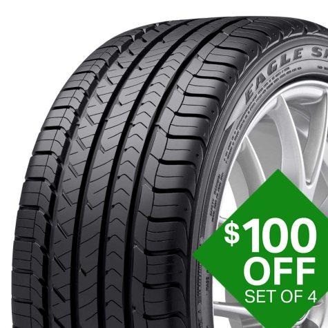 Goodyear Eagle Sport A/S - 255/35R18/XL 94W Tire