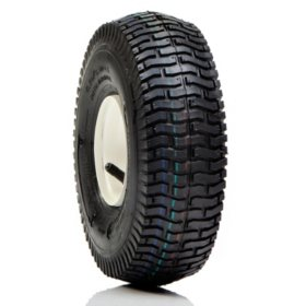 Greenball Soft Turf 4PR - Lawn and Garden Tires (Multiple Sizes)