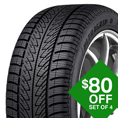 Goodyear Ultra Grip 8 Performance - 205/50R17/XL 93V