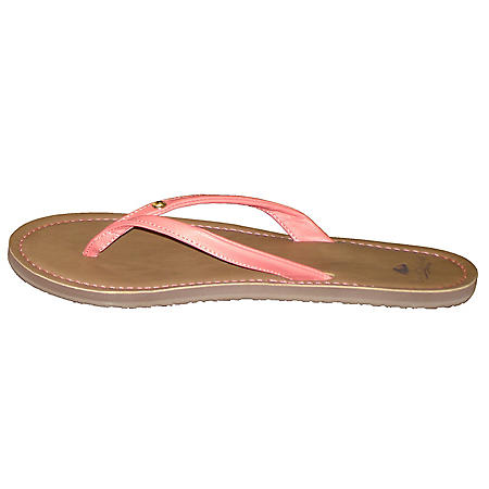 d67b10579 Ladies Margaritaville Casa Blanca Leather Sandal - Sam s Club