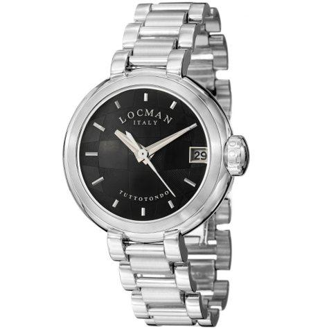 Locman Men's Glamour Quartz Watch