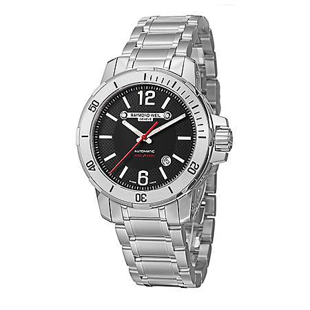 Raymond Weil Men S Nabucco Automatic Watch Sam S Club