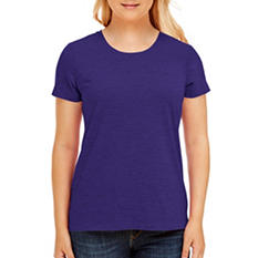 Eddie Bauer Ladies Scoop-Neck T-Shirt (Assorted Colors)