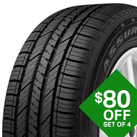 Goodyear Assurance Fuel Max - 215/60R16 95H Tire