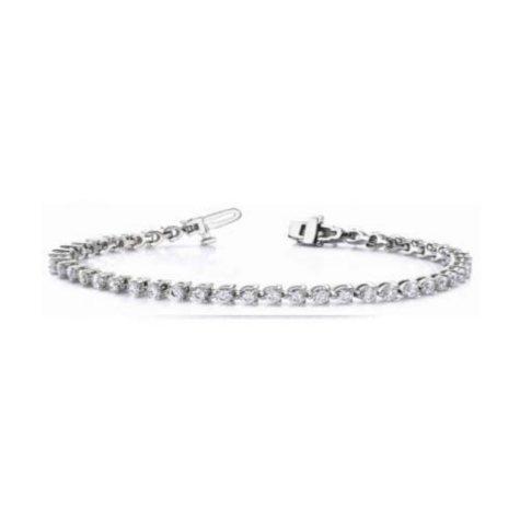 2 ct. t.w. Diamond Tennis Bracelet (G-H, SI2-I1)