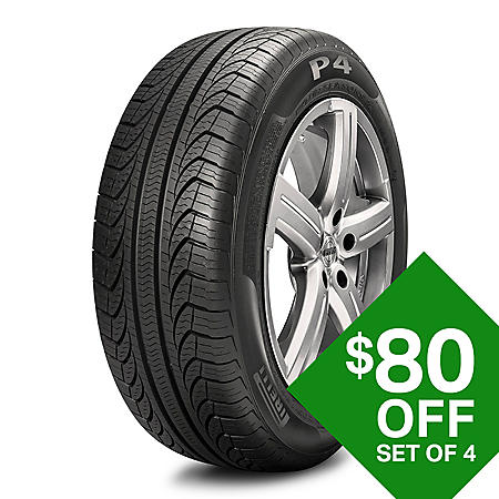 Pirelli P4 Four Seasons Plus - P205/65R15 94H Tire