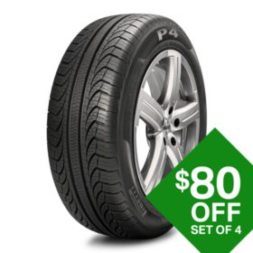 Pirelli P4 Four Season Plus - 205/55R16 91H Tire