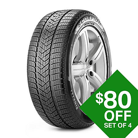 Pirelli Scorpion Winter - 275/40R20XL 106V Tire
