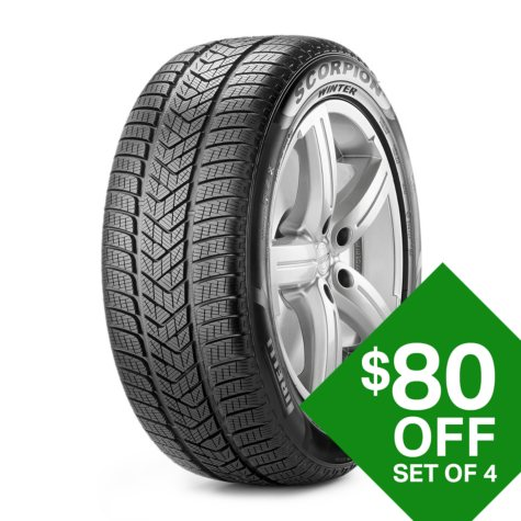 Pirelli Scorpion Winter - 285/45R19 111V Tire