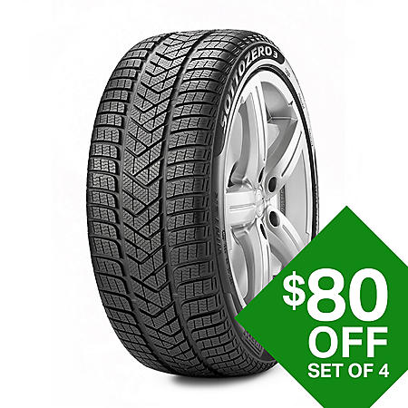 Pirelli SottoZero 3 - 285/35R20 100W Tire