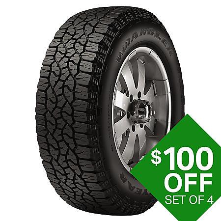Goodyear Wrangler TrailRunner AT - LT245/70R17E 119S Tire