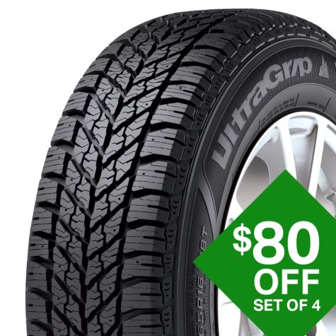 Goodyear Ultra Grip Winter - 235/55R18 100T